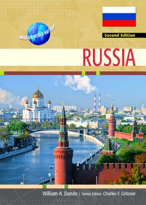 Russia By Dando, William A./ Gritzner, Charles F. (EDT)
