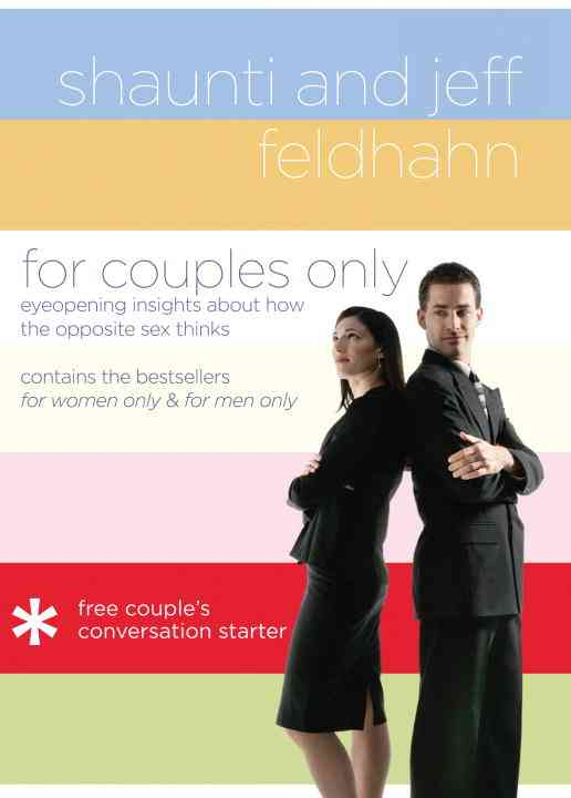 For Couples Only By Feldhahn, Shaunti/ Feldhahn, Jeff