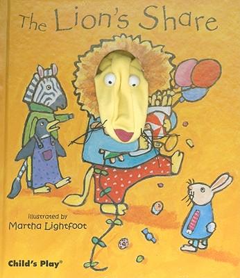 The Lion's Share By Lightfoot, Martha/ Lightfoot, Martha (ILT)